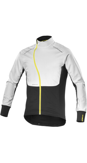 Mavic Cosmic Pro Wind Jacket Men white/black